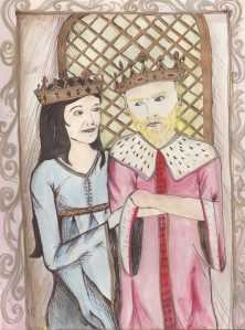 ''Once upon a time, so long ago that I have quite forgotten the date, there lived a king and queen who had no children.'